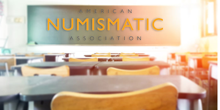 American Numismatic Association - Classroom - Scholarship