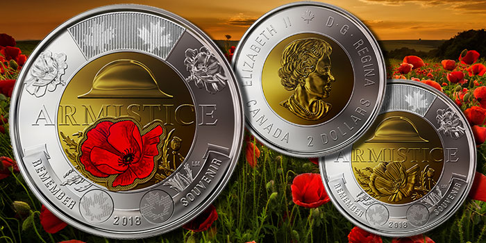 Royal Canadian Mint - 2018 Armistice Coin