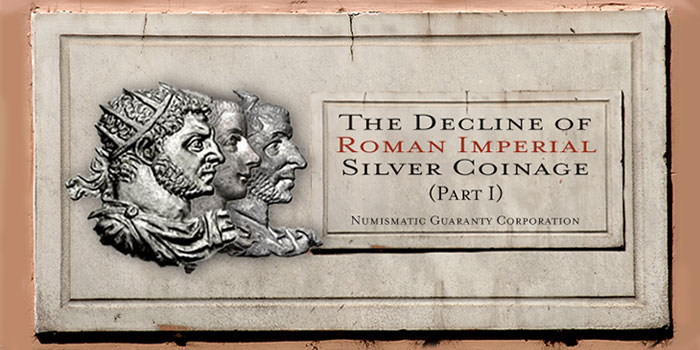 Decline of Roman Imperial Silver Coinage, Part I