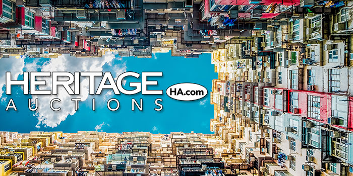 Heritage Auctions - Hong Kong - Asia Auction