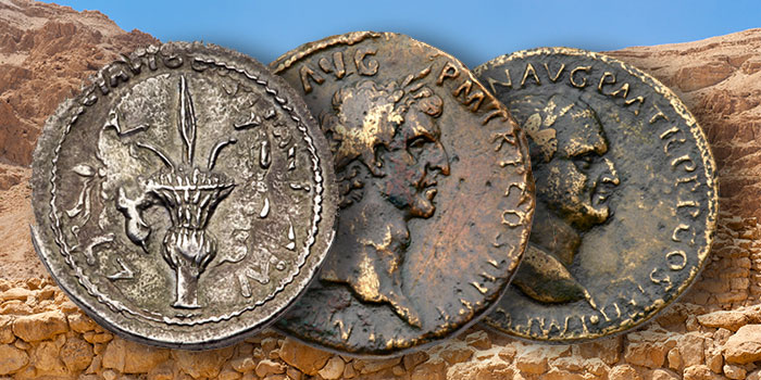 Goldberg's to Offer Extremely Rare Judaean and Related Roman Coins