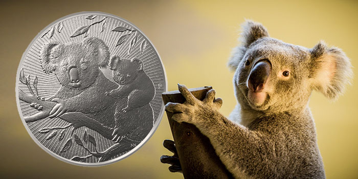 10-Ounce Koala Coin - Perth Mint - Dillon Gage