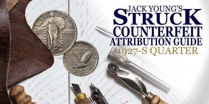 1927-S Standing Liberty Quarter Counterfeit Guide