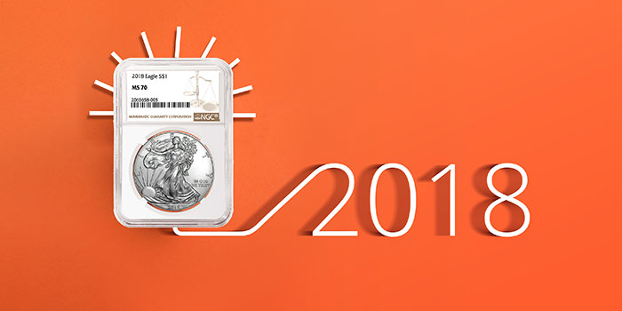 Coin Collecting - 2018 Year in Review