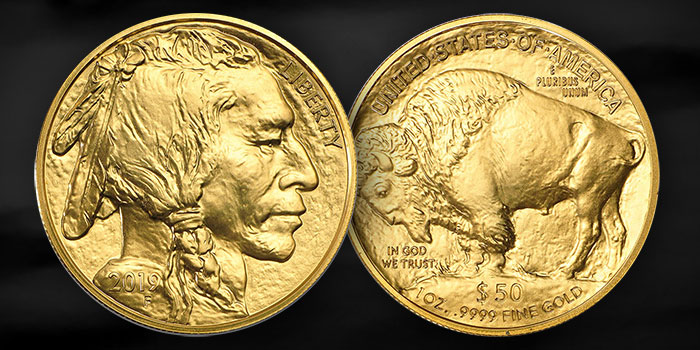 2019 United States Gold Buffalo Bullion Coin