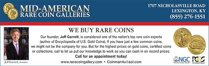 The Long and Short of Coin Collecting in Times of Uncertainty 2