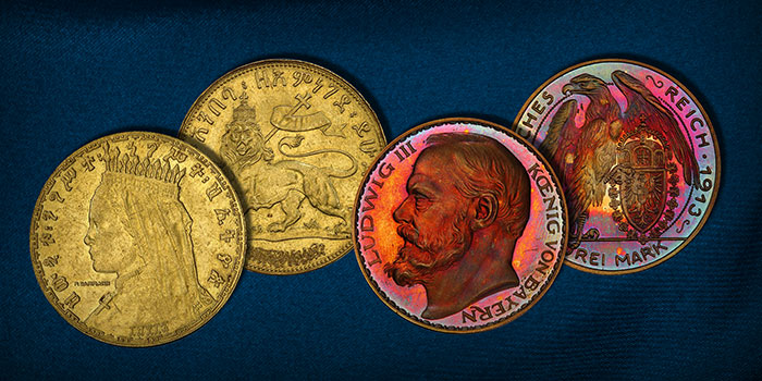 Atlas Numismatics