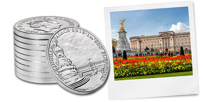 Royal Mint Buckingham Palace