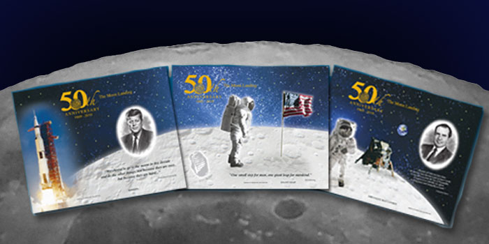 BEP 50 Years Apollo Landing