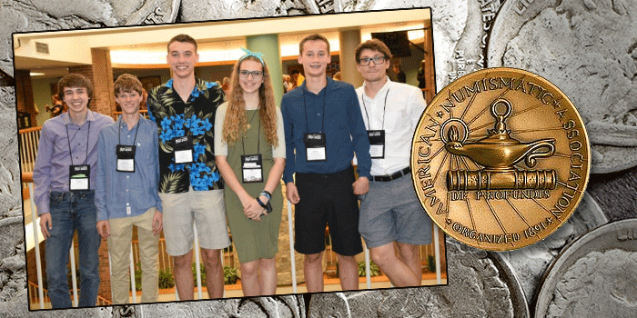American Numismatic Association Scholarship