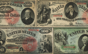 Stack's Bowers presents the sale of the Joel R. Anderson Collection of United States Paper Money, Part IV