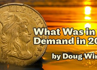 Rare Gold Coins: What Was in Demand in 2018? By Doug Winter