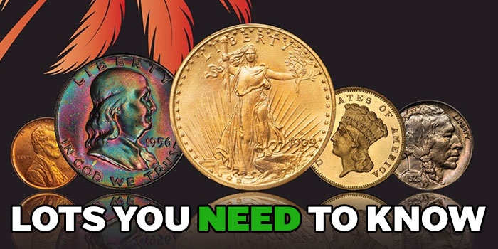 Legend Rare Coin Auctions - Regency Sale 30 - Lots You Need to Know