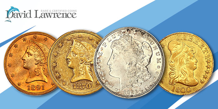 David Lawrence Rare Coins Auction 1052