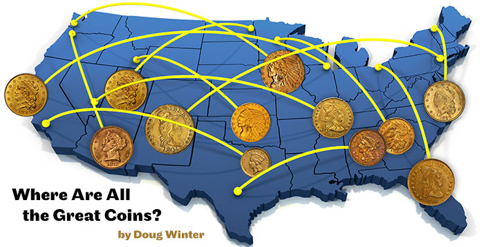 Doug Winter - Where Are All the Great Coins?