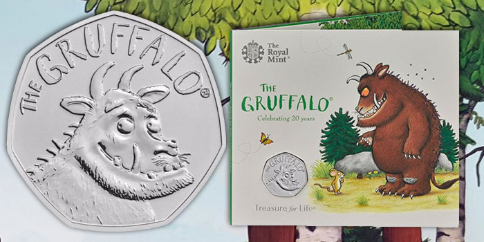 Royal Mint - The Gruffalo