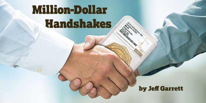 Jeff Garrett: Million-Dollar Handshakes