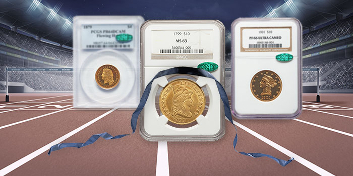 Collecting US Coins: Going the Distance in Long Beach