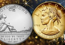United States Mint wins two awards at the 2019 Berlin World Money Fair Coin of the Year Awards, sponsored by Krause Publications