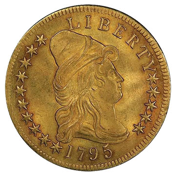 1795 Gold $10