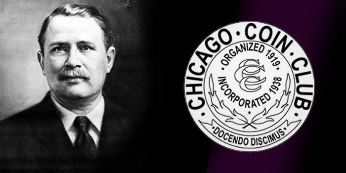 Chicago Coin Club - Virgil Brand