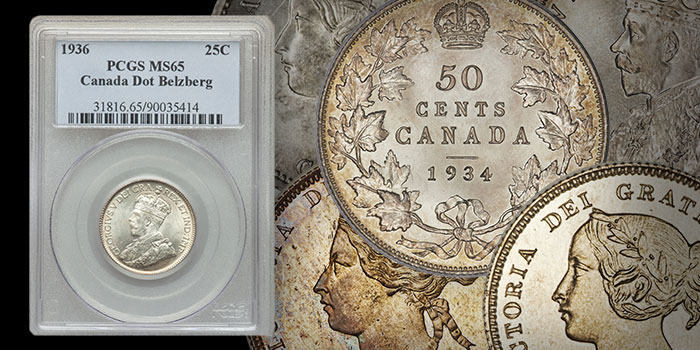 Canada Coins - Heritage Auctions