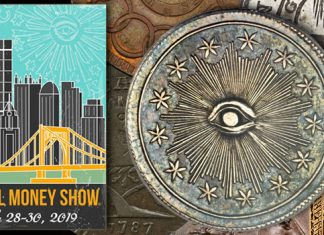 ANA announces 2019 National Money Show coin exhibit award winners
