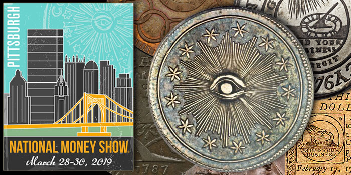 ANA announces 2019 National Money Show coin and currency exhibit award winners