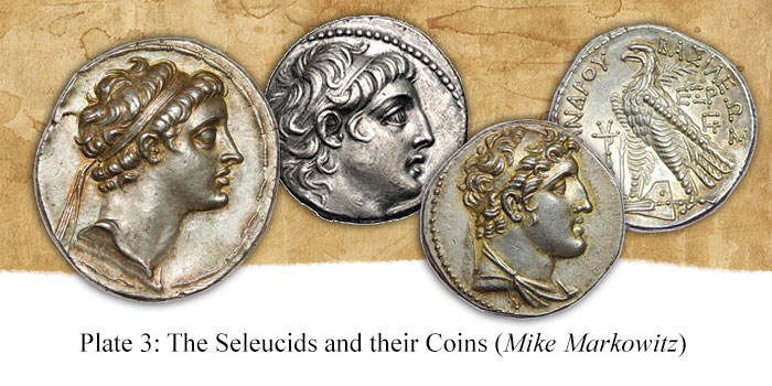 CoinWeek Ancient Coin Series – The Seleucids and Their Coins: Part III