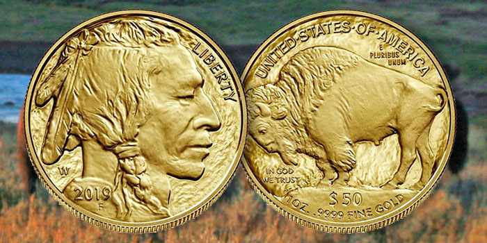 2019 Buffalo Proof Gold Bullion Coin - United States Mint