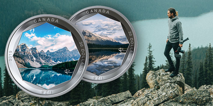 Peter McKinnon $30 Coins - Royal Canadian Mint