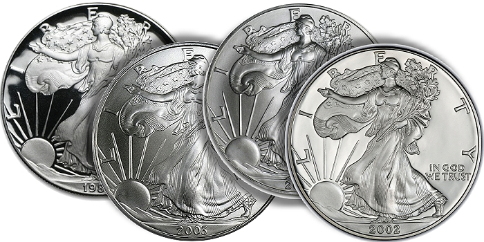 What Makes My Silver Eagles Worth Money