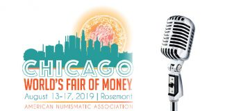 Money Talks, ANA 2019 World's Fair of Money