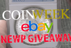 Watch: eBay + CoinWeek Weekly Coin Giveaway Unboxing