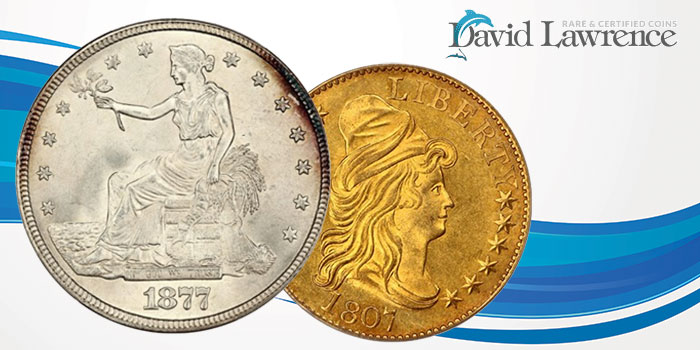David Lawrence Rare Coins Auction 1059