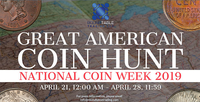 Great American Coin Hunt