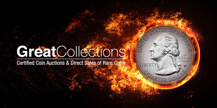 PCGS Discovery 2019-W Lowell Quarter Consigned to GreatCollections Auction
