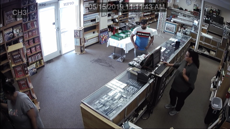 Coin Shop Theft Suspect Leonard Skovec. Photo courtesy Doug Davis and Numismatic Crime Information Center (NCIC)