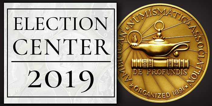 American Numismatic Association 2019 Board of Governors Election