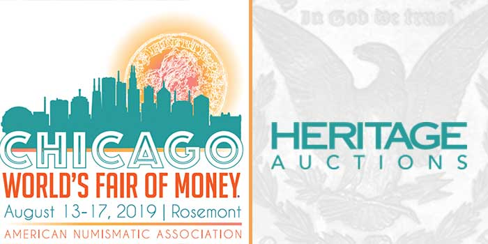 Heritage Auctions - World's Fair of Money 2019