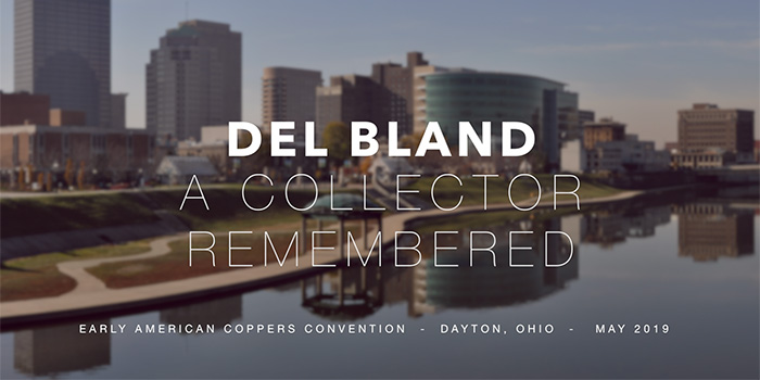 CoinWeek Video - Del Bland: A Collector Remembered