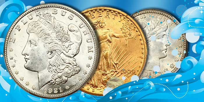 David Lawrence Rare Coins - Auction 1064