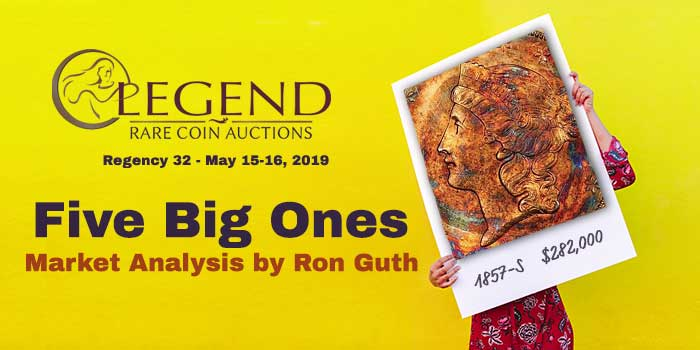 Five Big Ones: Market Analysis by Ron Guth