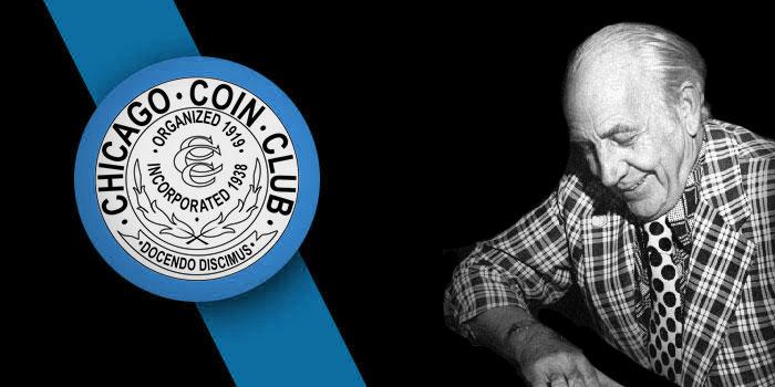 Chicago Coin Club  Lee F. Hewitt