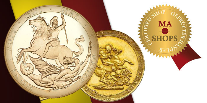 MA-Shops - June 2019 Selections of Gold Sovereigns