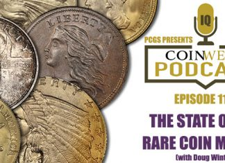 CoinWeek Podcast #116: The State of the Rare Coin Market with Doug Winter