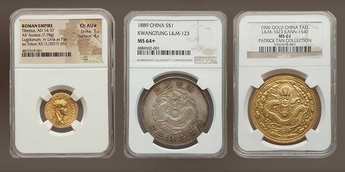 Heritage Auctions - June Ancient Coins and World Coins Auction