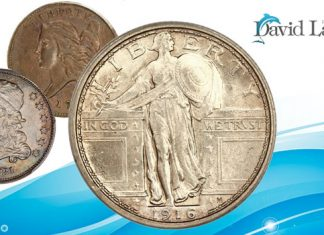 Auction Highlights from David Lawrence Rare Coins