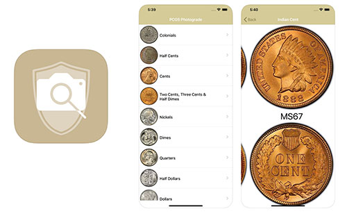 Numismatic Technology - Ten Must-Have Apps for Coin Collectors