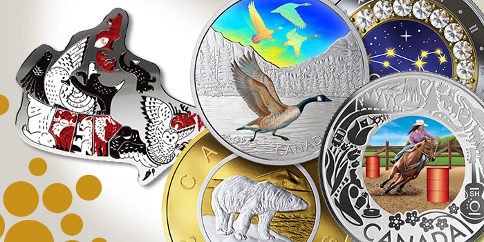 Royal Canadian Mint - June 2019 Releases